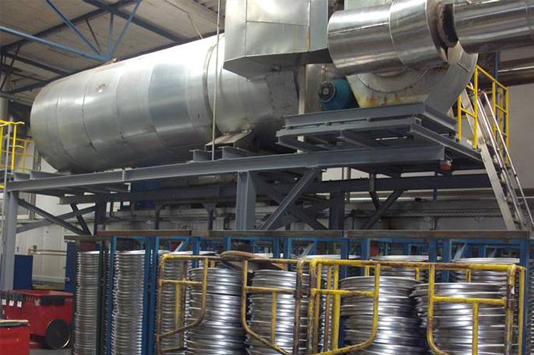 Motiv: Maschinen und Anlagenbau